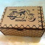 Caixas personalizadas em papelão ondulado